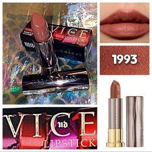 NIB - URBAN DECAY VICE Hydrating COMFORT MATTE Lipstick - 1993